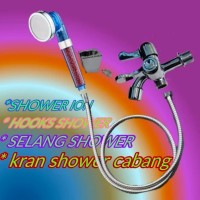 PAKET SHOWER IONIC SHOWER ION SHOWER INFRARED SPA BIO FAR INFRARED SPA