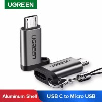 Ugreen Adapter Type C Female to Micro USB Male Converter