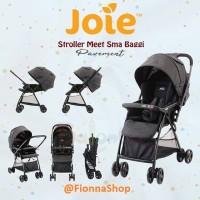 Stroller Kereta bayi Joie Meet SMA Baggi Pavement