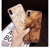 Casing VIVO Y12-Y15-Y17 Glitter Marble Soft Case