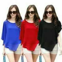 TERLARIS!!PROMO Blouse korea/kaos wanita/baju santai/blouse murah