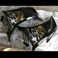 cover sayap luar yamaha jupiter mx new 136 plus strip