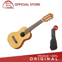 Yamaha Gitar Mini GL-1/GL1/GL 1 Natural + Softcase