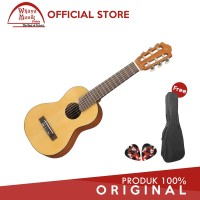 Yamaha Gitar Mini GL-1/GL1/GL 1 Natural + Softcase & 2 Pick