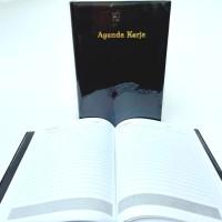 buku agenda tebal