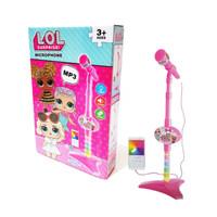 Mainan Anak - LOL Surprise Microphone Mic Single L.O.L Light Pin