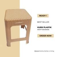 Kursi plastik Murah - Kursi Plastik Napoly Murah - Kursi Makan - Medan