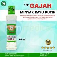 Cap Gajah Minyak Kayu Putih 60ml