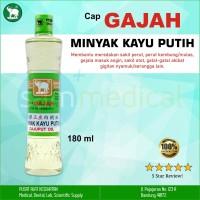 Cap Gajah Minyak Kayu Putih 180ml