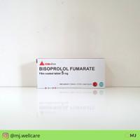 Bisoprolol 5 mg 30s