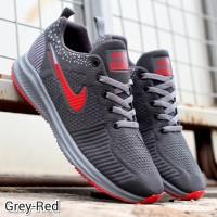Sepatu Olahraga Nike Pria Running Zoom Gym Jogging Import
