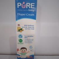 Pure Baby Diaper Cream 100ml