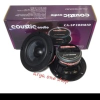 speaker-Mid reng- Coustic audio 3-high quality- arya one.shop