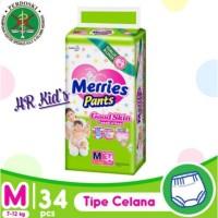 Merries Pants Good Skin Popok Celana M34 / M 34
