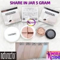 Naturactor Foundation Share in jar 5gram