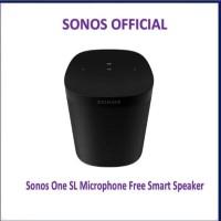 Sonos One SL Microphone Free Wireless Smart Speaker OneSL