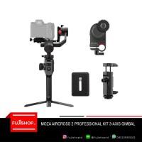 FUJISHOPID SERPONG - Moza AirCross 2 Professional Kit 3-Axis Gimbal