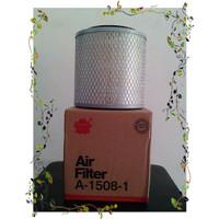 Cuci gudang Filter Saringan Udara Isuzu Panther 2 5 TBR 54 Sakura A