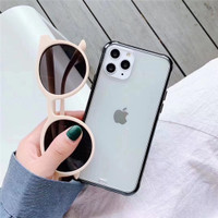 Premium High Quality Clear Matte Case New Iphone 6 6s 6P 6sP