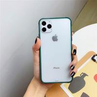 Premium High Quality Clear Matte Case New Iphone 11 11PRO 11PROMAX