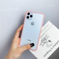 Premium High Quality Clear Matte Case New Iphone 7 8 7P 8P