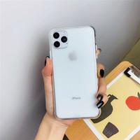 Premium High Quality Clear Matte Case New Iphone X XS XR XSMAX