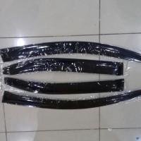 Termurah ! Talang air hujan mobil Honda Brio / Side Visor Brio Slim
