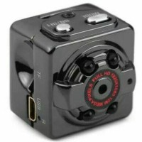 Mini Spy Cam - Kamera Pengintai Mini Dv Infrared Sq8 Kode 314