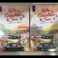 BERMUTU Novel Why Secretary Kim 2 - Jeong Gyoeng Yun (PO) TERBAIK