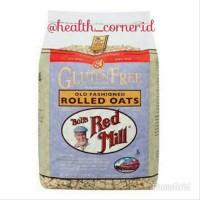 Bob s Red Mill Oats - Gluten Free Rolled Oats Whole Grain 907gr