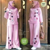 baju jumpsuit hijab wanita-setelan jumpsuit terbaru
