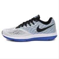 Asli Nike Zoom Winflo 4 Sepatu Pria Olahraga Luar Ruangan Desainer