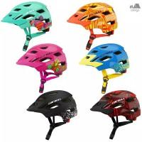 Helm Sepeda Ringan dengan Lampu Keamanan untuk Anak Laki-laki - Per