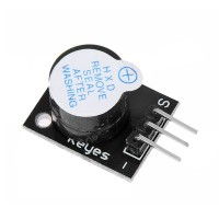 Sos 10 Pcs Hitam KY-012 Modul Alarm Buzzer Untuk Arduino PC