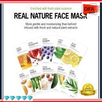 F12 THE FACE SHOP - Real Nature Face Mask