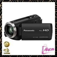 Promo Panasonic HC-V180 HD Camcorder Handycam Elegan