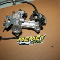 Throttle body all New Beat esp Original karburator Injeksi Injector