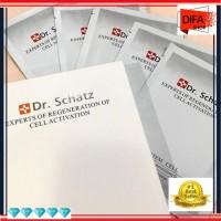 F10 Sachet - Dr.Schatz Sheet Masker Swiss ORIGINAL - Sachet