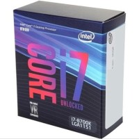 Intel Core i7 8700K BOX 3.7Ghz Socket 1151 Coffee Lake computer