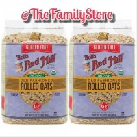 BOB& 39 s Red Mill gluten free old fashioned rolled oat