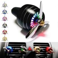 Parfum Pengharum Ambhipur Cabin Mobil Air Force LED Baling Putar