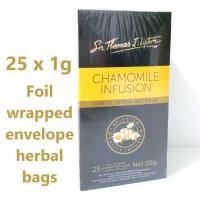 Lipton Chamomile Infusion 25 kantong teh celup Chamomile