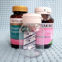 Paket ASI Booster Repack Blackmores Pregnancy dan Herbs of Gold