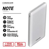 DelCell Note 10500 mAh Real Capacity