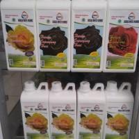 pewangi laundry mawar msl wardah /GOSEND - Hitam