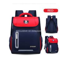 Korean Style Tas Anak Ransel Sekolah Bag Backpack Unisex Waterproof