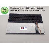 Keyboard Asus N550 N550J N550JA N550JK N550JV N56 N56DP N56DY Backlite
