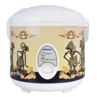 Rice Cooker / Magic Com Miyako 1.8Liter 3in1 MCM-508 BTK WYG GARANSI