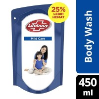LIFEBUOY Body Wash Mild Care Refill 450ml