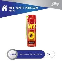HIT Anti Kecoa Spray - 325 ml